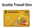 Scotia Travel Oro